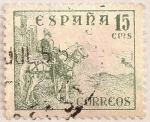 Stamps of the world : Spain :  El Cid
