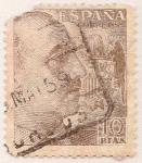 Stamps Europe - Spain -  General Franco