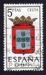 Sellos de Europa - España -  CEUTA