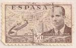 Sellos del Mundo : Europa : España : Juan de la Cierva