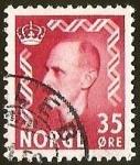 Sellos del Mundo : Europa : Noruega : HAACON VII
