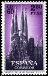 Sellos de Europa - Espa�a -  I Congreso Internacional de Filatelia