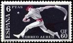 Sellos de Europa - España -  I Congreso Internacional de Filatelia