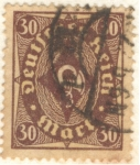 Stamps Germany -  Marf 301922
