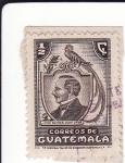 Sellos del Mundo : America : Guatemala : José Batres Montufar
