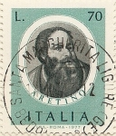 Stamps : Europe : Italy :  ARETINO