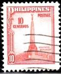 Sellos del Mundo : Asia : Filipinas : Bonifacio Monument
