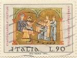 Sellos del Mundo : Europa : Italia : EVANGELARIO MATILDE