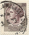 Sellos de Europa - Italia -  REPUBLIQUE ITALIANE