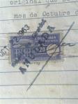 Stamps : America : Colombia :  capitolio