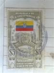 Sellos de America - Colombia -  capitolio