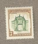 Sellos de America - Uruguay -  Ciudadela de Montevideo
