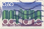 Stamps France -  Aquitaine