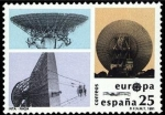 Stamps Spain -  ARTESANIA INTERCAMBIO