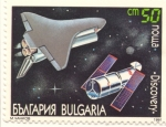 Stamps Bulgaria -  Discovery