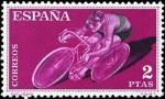 Sellos de Europa - España -  Deportes