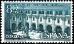 Sellos de Europa - España -  Real Monasterio de Samos