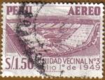 Stamps Peru -  Hotel AREQUIPA