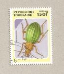 Stamps Togo -  Carabus auronitens