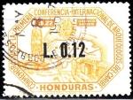 Sellos del Mundo : America : Honduras : Conferencia Arqueologia Caribe