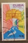Stamps Cuba -  pro venecia unesco