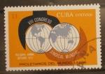 Sellos de America - Cuba -  VIII congreso sindical mundial
