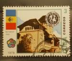 Stamps Cuba -  bucarest 1953