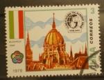 Sellos de America - Cuba -  budapest 1949