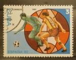 Stamps Cuba -  españa 82