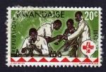 Sellos del Mundo : Africa : Rwanda : CRUZ ROJA