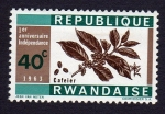 Sellos del Mundo : Africa : Rwanda : CAFEIER