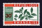 Sellos del Mundo : Africa : Rwanda : THEIER