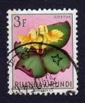 Stamps : Africa : Rwanda :  COSTUS