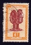 Stamps : Africa : Rwanda :  MASCARAS