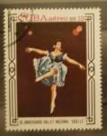 Sellos de America - Cuba -  30 aniversario ballet nacional, giselle
