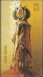 Stamps United States -  Star Wars  - Reina Padmé Amidala