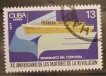 Sellos de America - Cuba -  XX aniversario martires de la revolucion