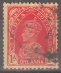 Stamps : Asia : India :  INDIA_SCOTT 153.01 REY GEORGE VI(1A) $0,20