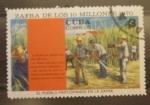 Sellos de America - Cuba -  zafra de los 10 millones, el pueblo participando en la zafra
