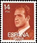 Stamps Spain -  JUAN CARLOS Iº BASICO