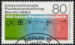 Stamps : Europe : Germany :  Telecomunicaciones