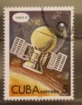 Stamps Cuba -  venus IX