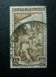 Stamps Italy -  Carretilla de Vino.