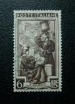 Stamps Italy -  Fabricacion de Encajes.