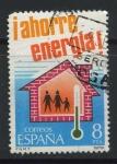 Sellos de Europa - España -  E2509 - Ahorro de Energía