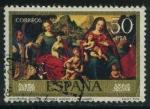 Sellos de Europa - España -  E2542 - Día del Sello - Juan de Juanes