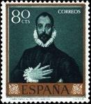 Sellos de Europa - España -  Domenico Theotocopoulos
