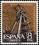 Stamps Spain -  XXV aniversario del Alzamiento Nacional