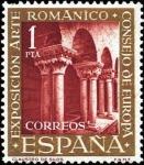 Sellos de Europa - España -  VII Exposición del Consejo de Europa