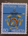 Sellos de Europa - Suiza -  PRO PATRIA